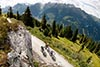 Biking in the mountains of the Zillertal Alps - (c) Daniel Geiger Zillertal Tourismus GmbH
