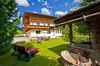 Villa Michaela in Gerlos